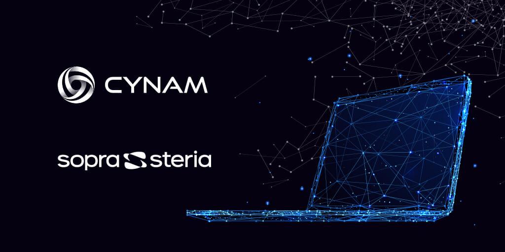 Cynam_Sopra Steria Logo image