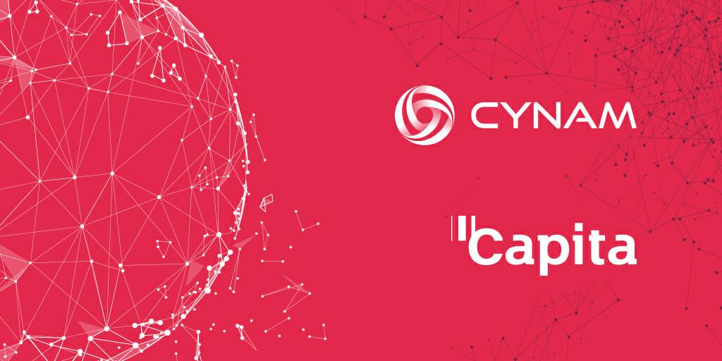 Cynam Capita Logo Banner
