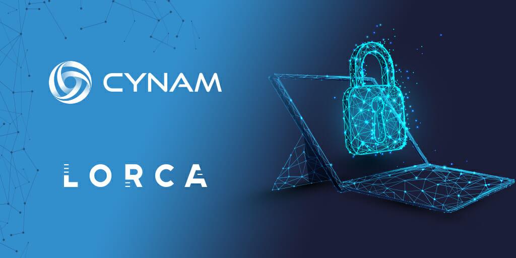 Cynam Lorca logo iImage