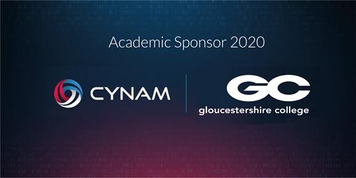 Glos Col Cynam logo